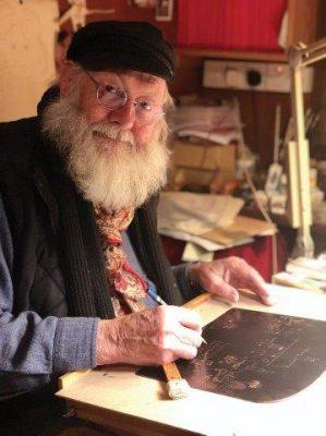 Graham Clarke - Artist
