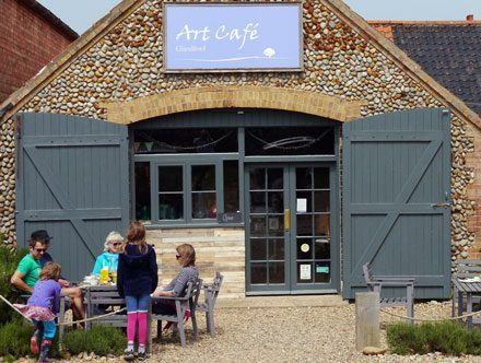 Art Cafe Glandford Norfolk