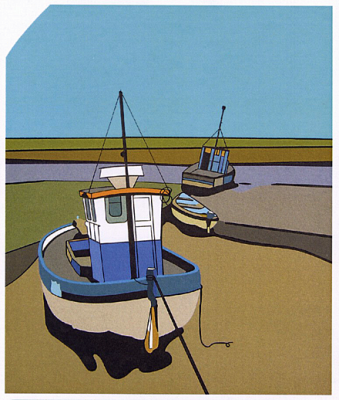 'Boats' by Trevor Woods