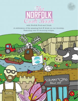 Cover of the Norfolk Cook Book