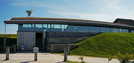 NWT Visitor Centre at Cley North Norfolk