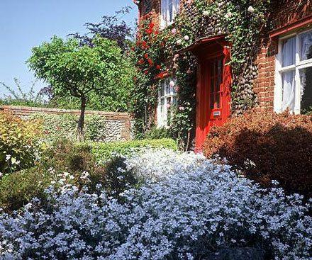Cottage Garden at Letheringsett