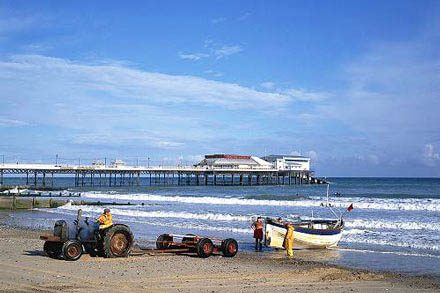 The Pier at Cromer Norfolk