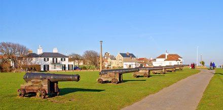 Gun Hill Southwold Suffolk