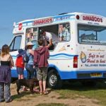Ice Cream Van Overstrand