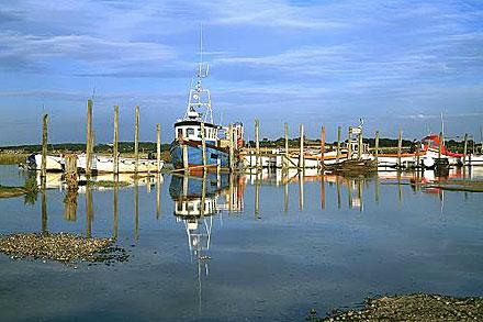 Morston Quay North Norfolk