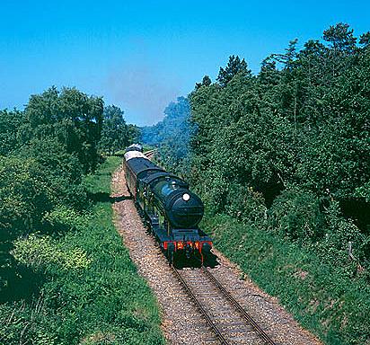 Steam Train North Norfolk Railway