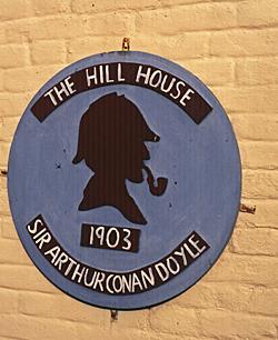 Plaque at Happisburgh Norfolk