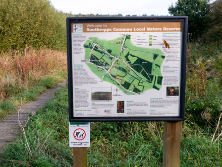 Southrepps Commons Nature Reserve North Norfolk