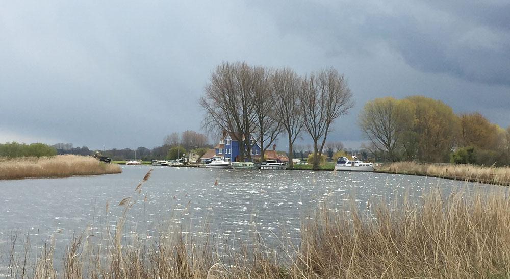 Norfolk-Waks-River-Yare-Wherryman's-Way
