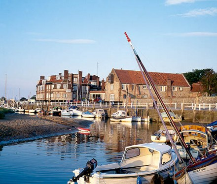 The Quay at Blakeney Norfolk