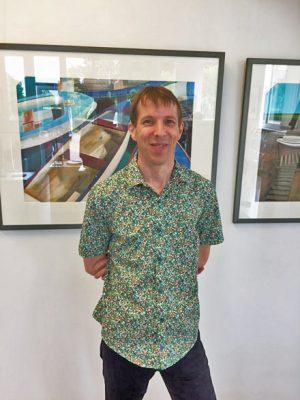 Trevor Woods Norfolk Artist