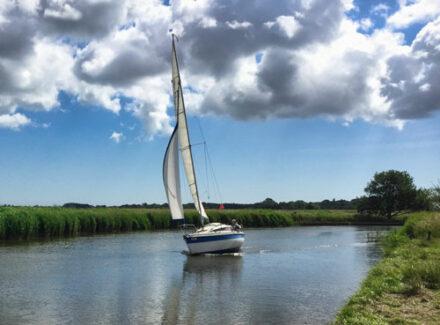 Sailing Craft - A summer in Broadland