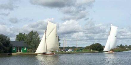 River Thurne - Summer in the Norfolk Broads