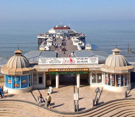 Cromer Pier North Norfolk