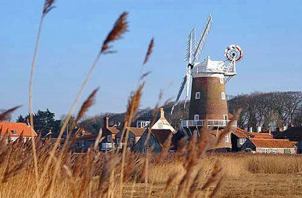 Windmill-Cley