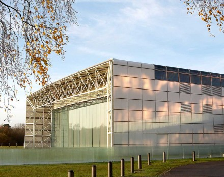 Sainsbury Centre for Visual Arts UEA Norwich